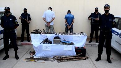 Photo of الطارف / تفكيك ورشة سرية لصناعة الأسلحة البيضاء ببوثلجة