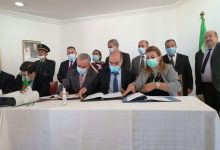 Photo of الطارف / ابرام عقد بين الجزائرية للمياه و وكالة السير المدمج للموارد المائية