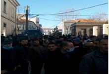Photo of جيجل / احتجاج المئات من السكان على السكن بجيجل