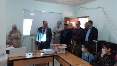 Photo of قالمة / التحضيرات  للمرحلة الوطنية لمسابقة الرياضيات