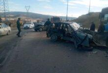 Photo of باتنة / حادث مرور مميت يخلف وفاة واحدة في عين المكان وإصابة آخرين