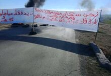 Photo of باتنة / محتجون يقدمون على غلق طريق ولائيا مطالبين بالتنمية بمشتة ڨابل لفجوج والمسنغ