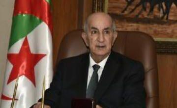 Photo of الرئيس تبون يترأس هذا الأحد الاجتماع الدوري لمجلس الوزراء