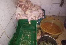 Photo of باتنة / توقيف شخص واكتشاف مذبح غير شرعي للدواجن مع حجز 160 كلغ من اللحوم البيضاء غير صالحة للاستهلاك البشري بحي تامشيط
