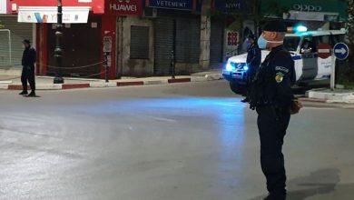 صورة المدية / شرطة المدية تكثف من حملاتها التحسيسية للحد من انتشار فيروس كورونا