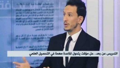 صورة الدكتور والمختص في الإعلام نصر الدين مهداوي للشرق اليوم