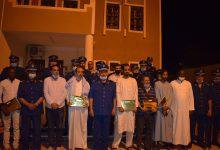 صورة تمنراست / الشرطة تحتفل باليوم العالمي لحرية الصحافة
