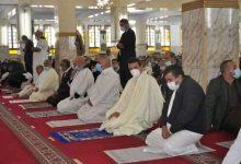 صورة سطيف/ والي ولاية سطيف السيد كمال عبلة يشرف على الإحتفال بعيد الفطر المبارك