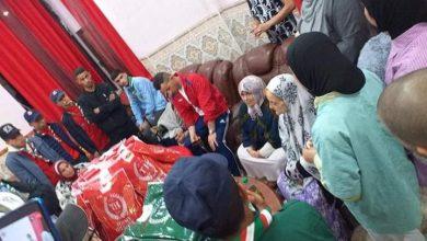 صورة ام البواقي/ جمعية المستقبل الثقافية للفنون بمسكيانة تقوم  بعروض مسرحية بدار المسنين بام البواقي.
