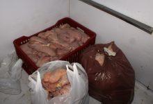 صورة قسنطينة / أمن دائرة علي منجلي يسجل 7 مخالفات  ويضبط كميات من المواد الغير صالحة للإستهلاك البشري بالمدينة الجديدة علي منجلي