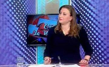 صورة وزير الاتصال يعزي في وفاة صحفية كنال الجيري وفاء مفتاح رزقي