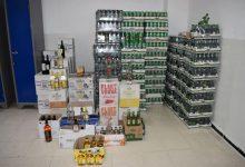 صورة غرداية / أمن دائرة متليلي حجز أزيد من 1000 وحدة من المشروبات الكحولية مع مركبة و توقيف شخصين
