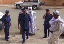 صورة تمنراست / الشرطة تسطر مخططا أمنيا بمناسبة عيد الأضحى المبارك