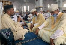 صورة الطارف / مسجد التقوى العتيق ببن مهيدي يحتفي بحفظة القران الكريم