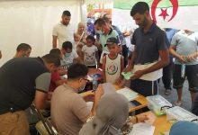 صورة الطارف / توزيع ما تبقى من سكنات الشط اليوم