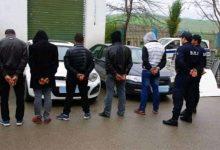 صورة وهران /تفكيك شبكة مختصة في التهريب الدولي للمركبات بوهران