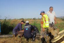 صورة عنابة / الجزائرية للمياه وحدة عنابة تقوم باصلاح اهم التسربات والاعطاب على مستوى كل من القناة الرئيسية الرابطة بين سد الشافية ومحطة المعالجة الشعيبة.
