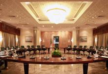صورة مخطط عمل الحكومة بجدول أعمال اجتماع الحكومة برئاسة الوزير الأول وزير الـمالية