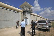 صورة تفاصيل جديدة حول فرار الأسرى الستة من سجن جلبوع