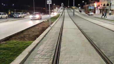 صورة قسنطينة / توقف جزئي لاستغلال خط الترامواي في عطلة نهاية الأسبوع