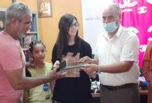 صورة الطارف / مديرية التربية تكرم الطلاب الناجحين في شهادة الباكالوريا من ذوي الهمم