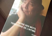 صورة الروائي الجزائري الكبير واسيني الاعرج  باللغة الإيطالية في كتاب * وطن الكلمات *