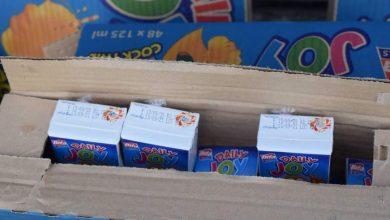 صورة سطيف / حجز 06 الاف علبة عصير غير صالحة