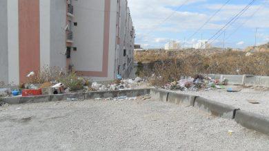 """صورة قسنطينة / سكان عمارة P بالمدينة الجديدة ماسينيسا """"الضريح"""" يطالبون بغاز المدينة"""