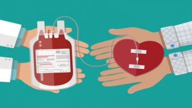 صورة الوادي /إنطلاق حملة التبرع بالدم لإنقاذ المرضى بعد إنخفاظ كميات الدم بمستشفيات الوادي