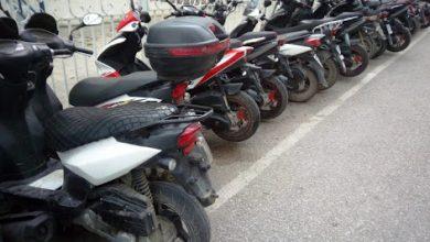 صورة غرداية / توقيف 28 دراجة نارية حجز ممنوعات و أسلحة بيضاء