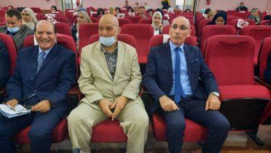 صورة عنابة / انطلاق فعاليات الملتقى الوطني العاشر للمكتبات بعنابة