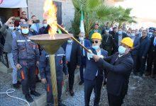 صورة ميلة / ربط 234 مسكنا بشبكة الغاز الطبيعي بمنطقة بوجرار بزغاية