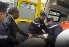 صورة ام البواقي/ اصابة 3اشخاص باختناق على اثر تسرب غاز أحادي الكربون في منزل ببلدية اولاد حملة .