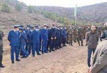 صورة سطيف/ إحياءا لليوم الوطني للشجرة إعادة غرس الأشجار بجبال يوسف بدائرة ڨجال بحضور السلطات المحلية