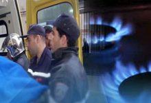 صورة باتنة / إصابة شخصين بحروق من الدرجتين الثانية والثالثة في حادث تسرب للغاز متبوع بحريق بباتنة
