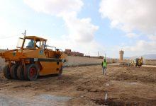صورة خنشلة/ إعطاء إشارة إنطلاق مشروع تهيئة 15 ملعبا بلديا بالعشب الإصطناعي
