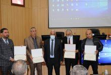 صورة خنشلة / تكريم الأسرة الإعلامية بمناسبة اليوم الوطني للصحافة