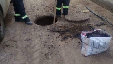 صورة عين تيموشنت/حملة تنظيف واسعة لمجاري المياه بأحياء بلديات دائرة ولهاصة الغرابة.