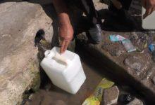 صورة سوق اهراس/ سكان بلديتي عين سنور واولاد ادريس يشتكون حاجتهم للماء الشروب.