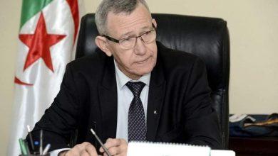 صورة بلحيمر: الهجمات العدائية ضد الجزائر دليل قوي على أننا نسير على النهج القويم