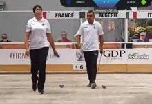 صورة بطولة العالم للكرة الحديدية 2021/ ميدالية برونزية للجزائر